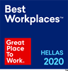 Logo Best Workplaces Hellas 2020