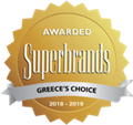 Logo Superbrands Greece 2018 - 2019
